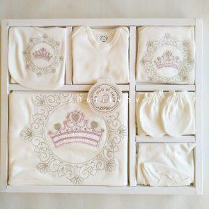 Kız Bebek Prenses Taç Süslemeli 10lu Hastane Çıkışı 01 scaled - Anasayfa
