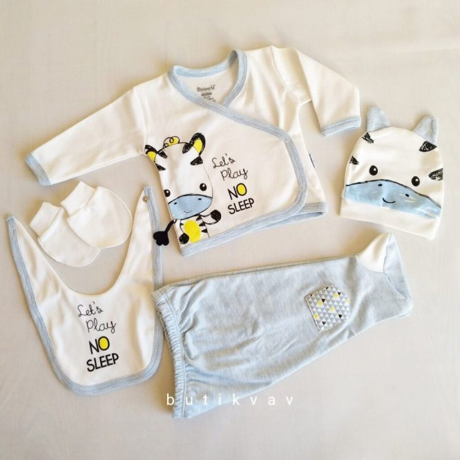 Miniworld Erkek Bebek Zebralı 5li Hastane Çıkışı 0 3 Ay 01 scaled - Miniworld Erkek Bebek Zebralı 5'li Hastane Çıkışı 0-3 Ay