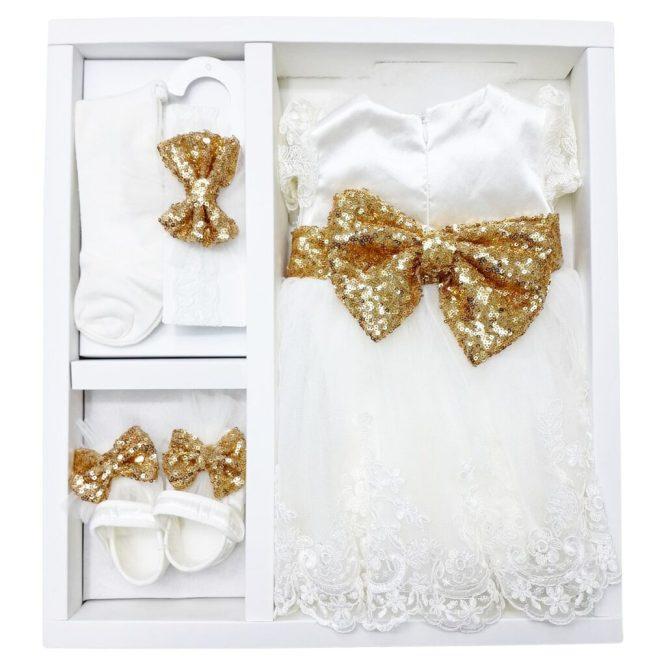 Kız Bebek Dev Fiyonklu Payetli Mevlüt Elbisesi 3 6 ay 03 scaled - Pugi Baby Kız Bebek Dev Fiyonklu Payetli Mevlüt Elbisesi
