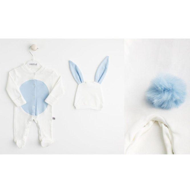 erkek bebek tavsan kulak tulum seti 6 ay 01 scaled - Erkek Bebek Tavşan Kulak Tulum Seti
