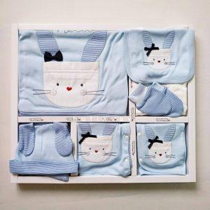 gaye tonton bebe 10 lu hastane cikisi zibin seti 01 scaled - Gaye Tonton Bebe 10'lu Hastane Çıkışı Zıbın Seti