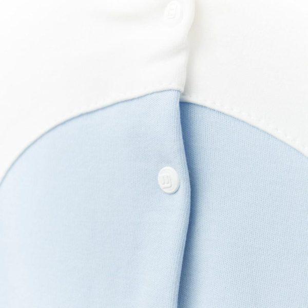 erkek bebek tavsan tulum battaniye seti mavi 03 scaled - Erkek Bebek Tavşan Kulak Tulum Seti