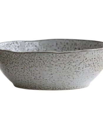 House Doctor Bowl Rustic grey/blue 21 cm