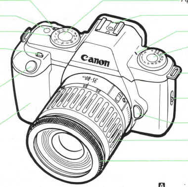 Canon EF-M manual, user manual, free instruction manual