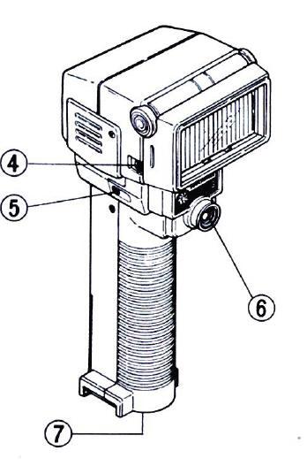 National Flash PE-3066G instruction manual, user manual