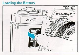 Fujica AX-3 on-line camera manual