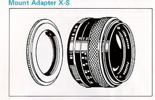Fujica AX-5 camera manual