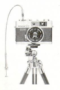 Konica C35 camera manual