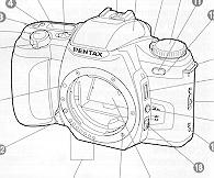 Pentax MZ-7, ZX-7 manual, user manual, free instruction