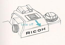 Ricoh / Sears TLS 401 instruction manual, user manual
