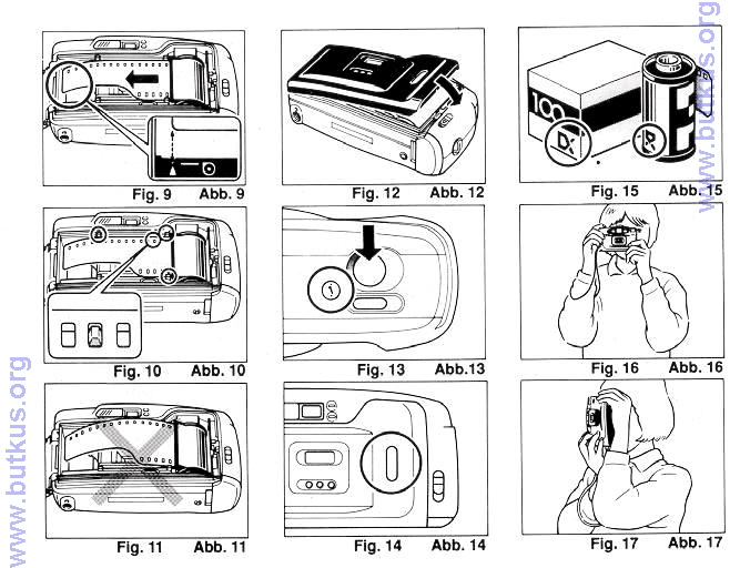 Ricoh FF-10 instruction manual