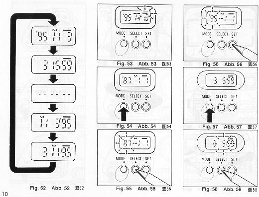 Ricoh FF-20 camera instruction manual, user manual, PDF