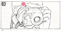 Ricoh Mirai 105 camera manual, instruction