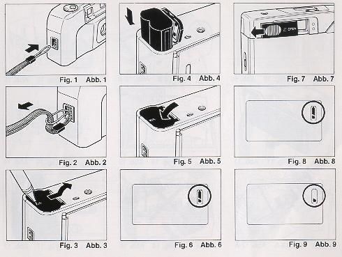 Ricoh RT-550 camera instruction manual, user manual, PDF
