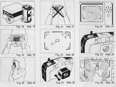 Ricoh RT-550 camera instruction manual, user manual, PDF