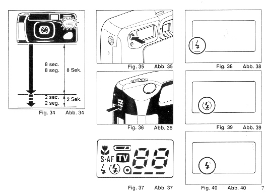 Ricoh RZ-900 camera manual, instruction