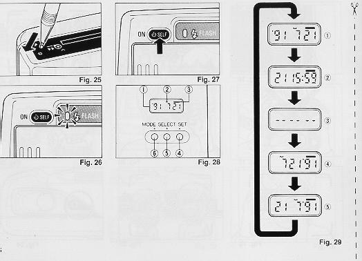 Ricoh shotmaster AF-P instructions