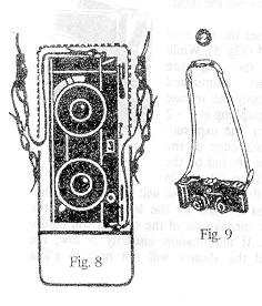Russian stereo camera instruction manual, user manual