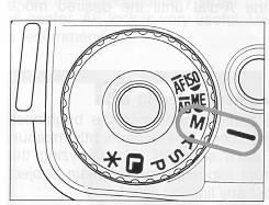 Sigma SA-5 camera instruction manual, user manual
