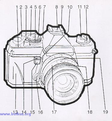Vivitar 3300SE user manual, instruction manual