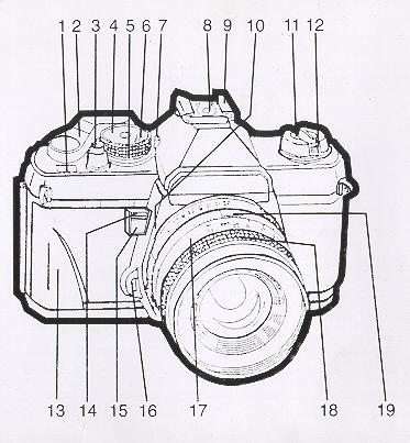 Vivitar 3300SE user manual, instruction manual