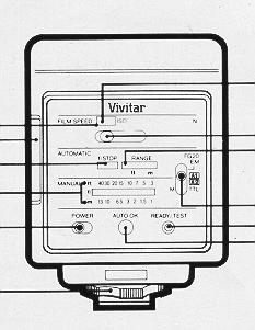 Vivitar 2800, Vivitar 3300, Vivitar 252, 728, 225, 365
