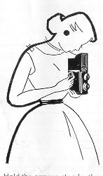 Yashica A instruction manual, Yashica Handleiding voor model A