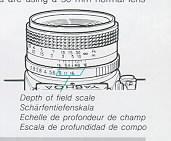 Yashica FX-3 / FX-7, Yashica Super 2000 instruction manual