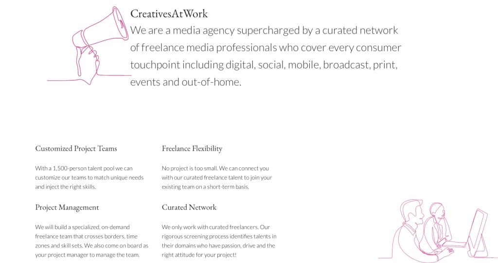 CreativesAtWork