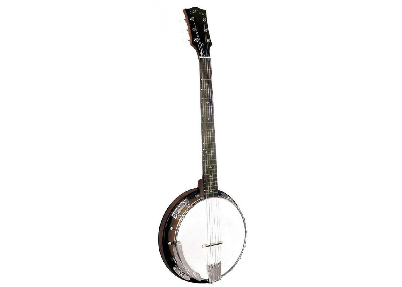 Gold Tone Cc Banjitar Cripple Creek Banjo Six String