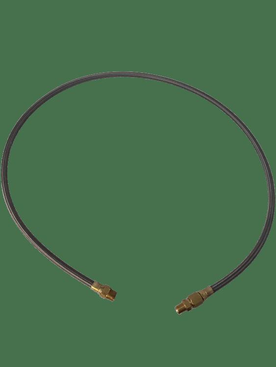 Butler System Stainless Steel Braided Teflon Hose From