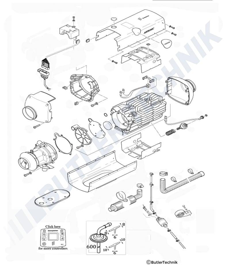 Eberspacher D5wz Wiring Diagram Household Wiring Diagrams