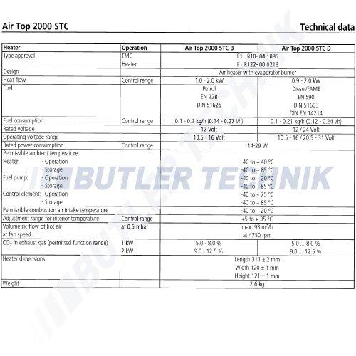 small resolution of webasto air top 2000st wiring diagram webasto heater air top 2000 st c diesel 12v