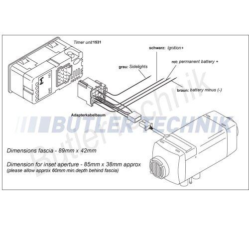small resolution of webasto wiring diagram wiring diagram databasewebasto heater timer upgrade kit 12v 41k031a webasto heater wiring webasto