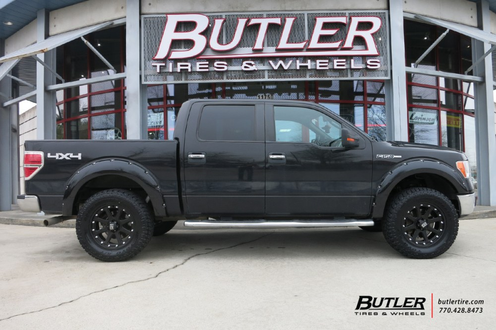 medium resolution of ford f150 with 20in xd addict wheels
