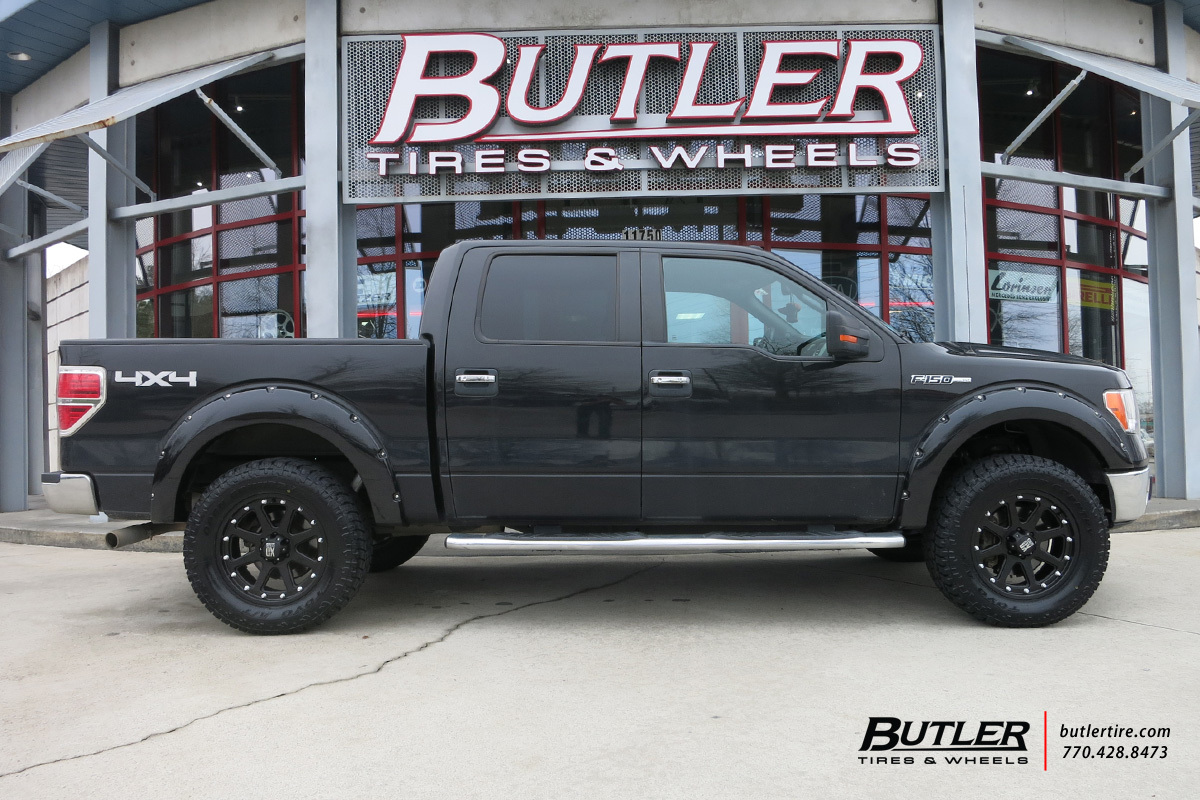 hight resolution of ford f150 with 20in xd addict wheels