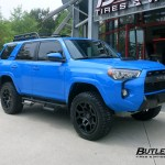 Toyota 4runner With 20in Black Rhino Overland Wheels Exclusively From Butler Tires And Wheels In Atlanta Ga Image Number 11886