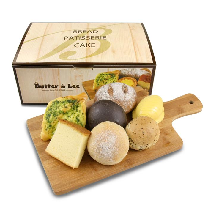 F. 元氣精緻餐盒 - 巴特里精緻烘焙