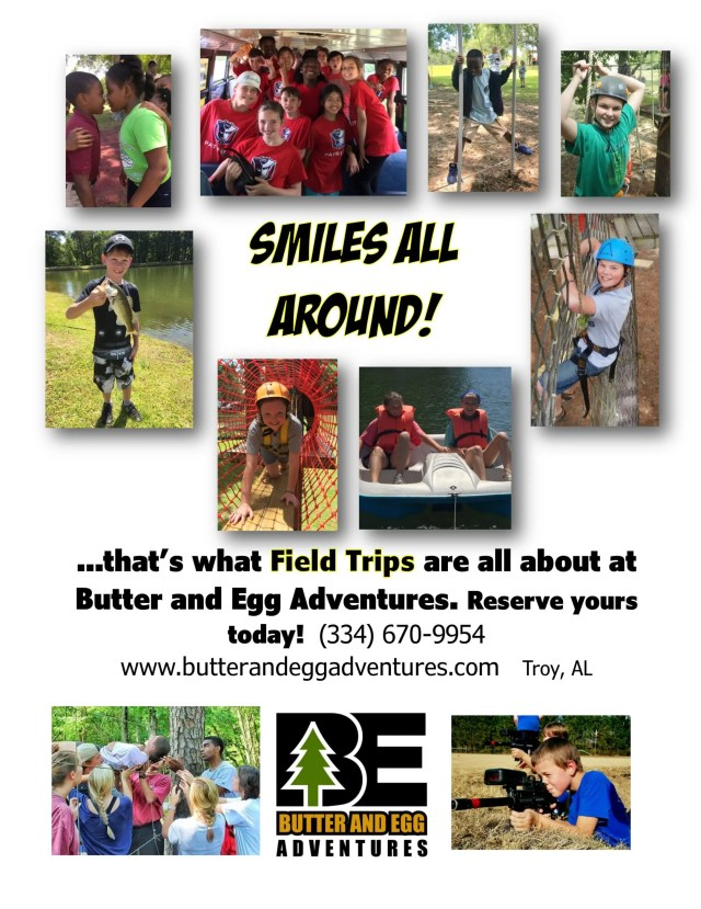 Field Trips at Butter and Egg Adventures