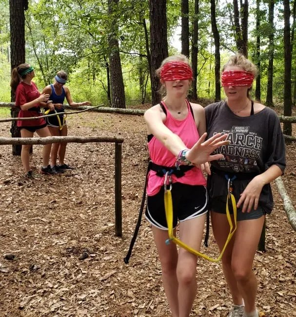 Woodland Encounter Course at Butter and Egg Adventures