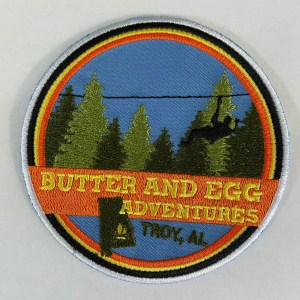 Butter and Egg Adventures Patch