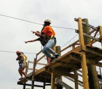 Zip Line Package at Butter and Egg Adventures