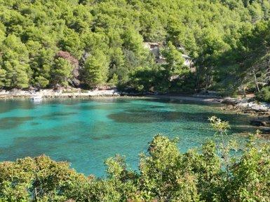 Loštura - Poplat, Korčula, Croácia
