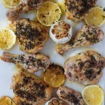Roasted-Lemon-Herb-Chicken | www.butterandthings.com
