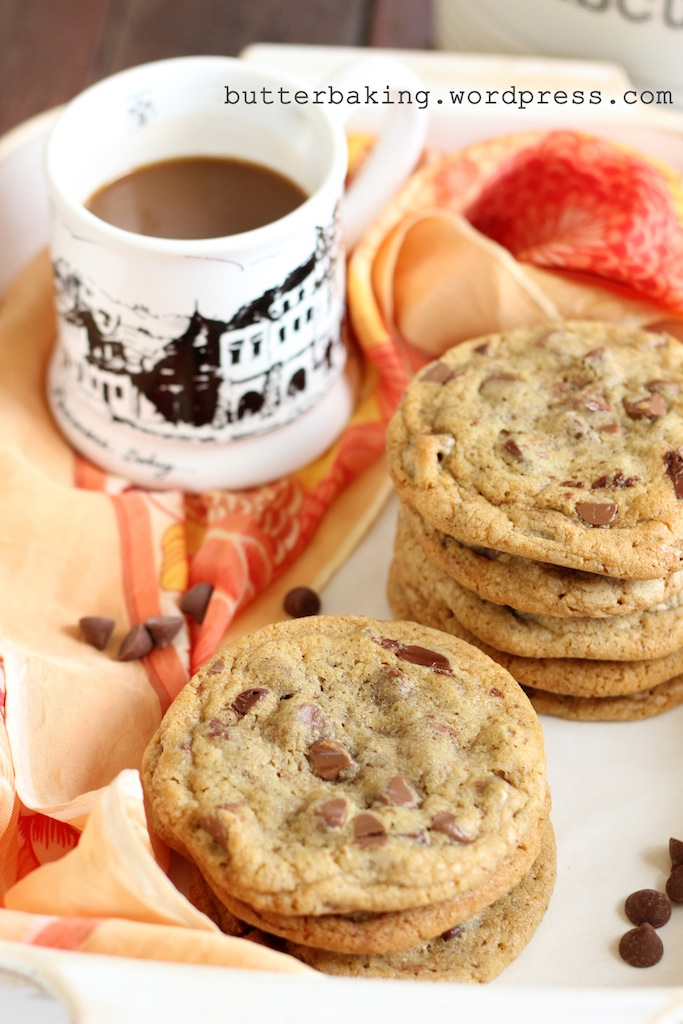 Espresso Chocolate Chip Cookies | Butter Baking