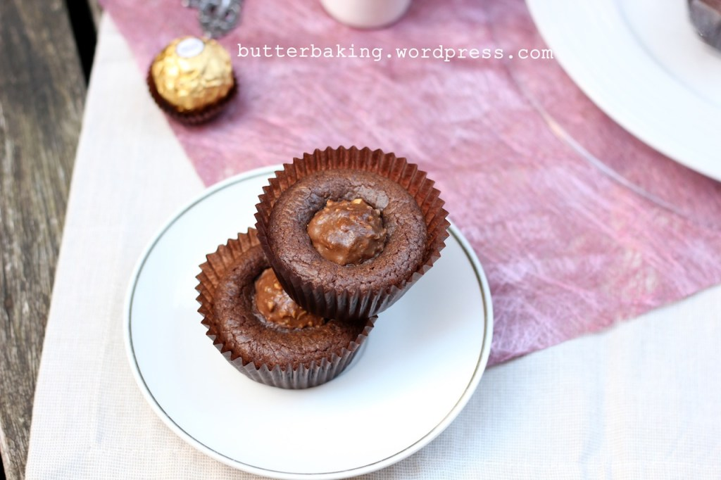 Ferrero Rocher Nutella Brownies | Butter Baking