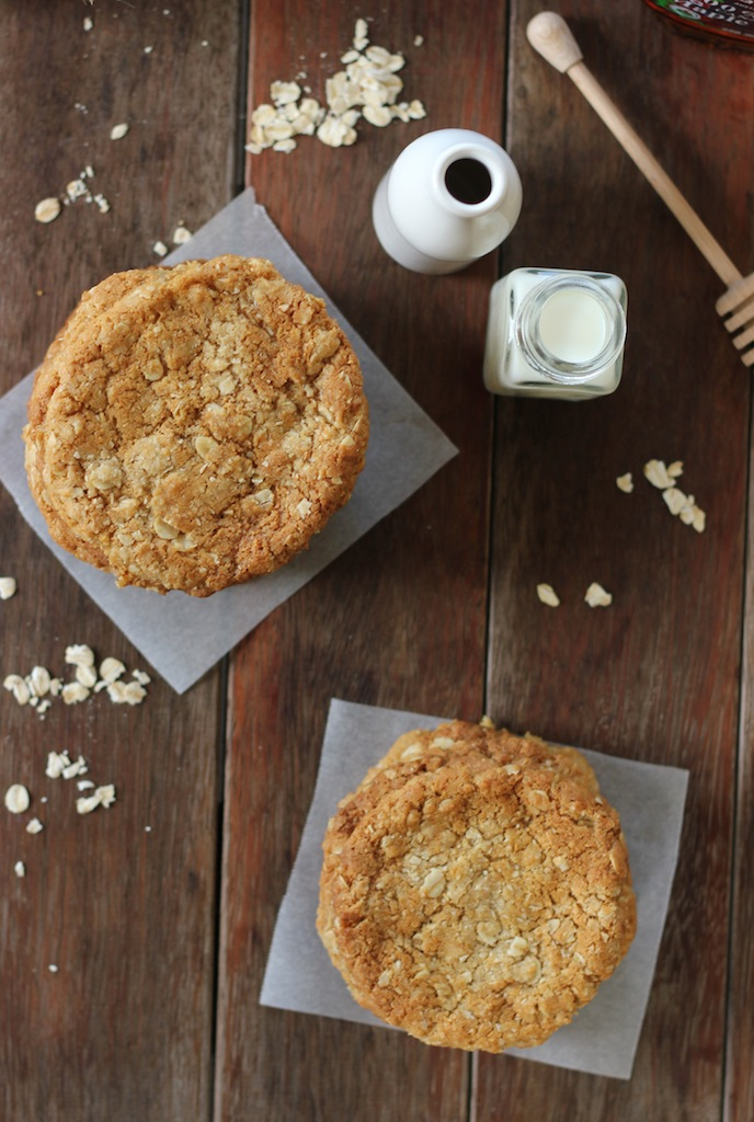 Anzac Biscuits | Butter Baking