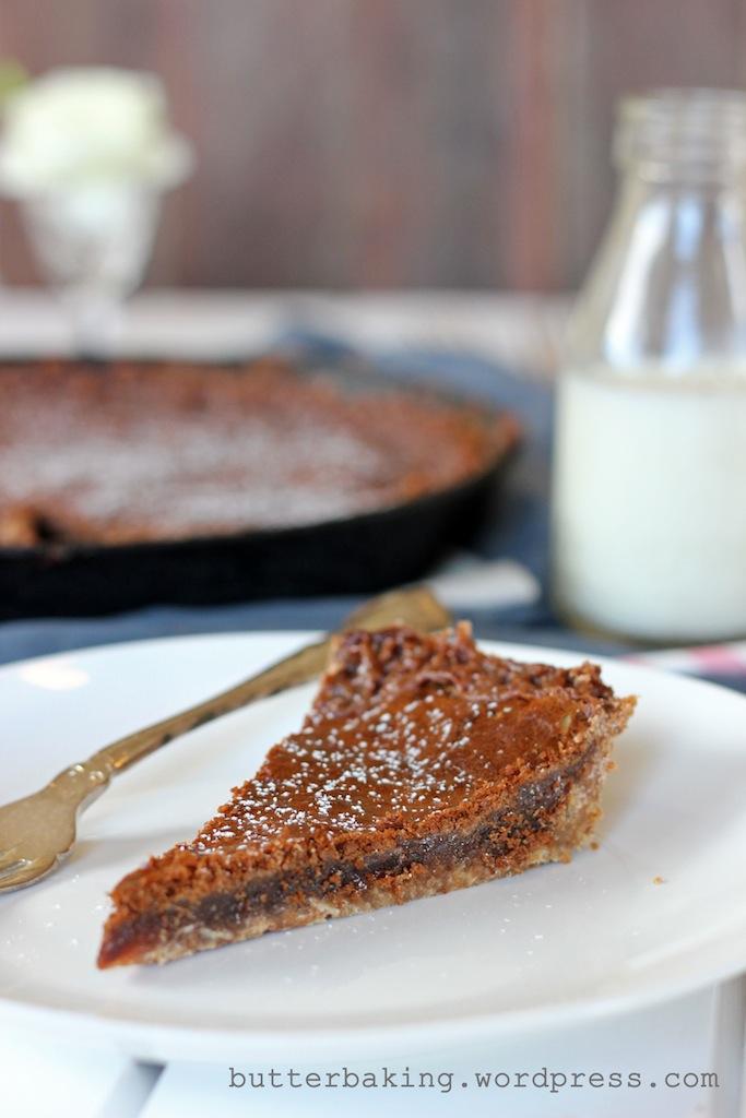 Nutella Crack Pie | Butter Baking