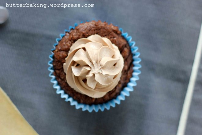 Nutella Cupcakes | Butter Baking