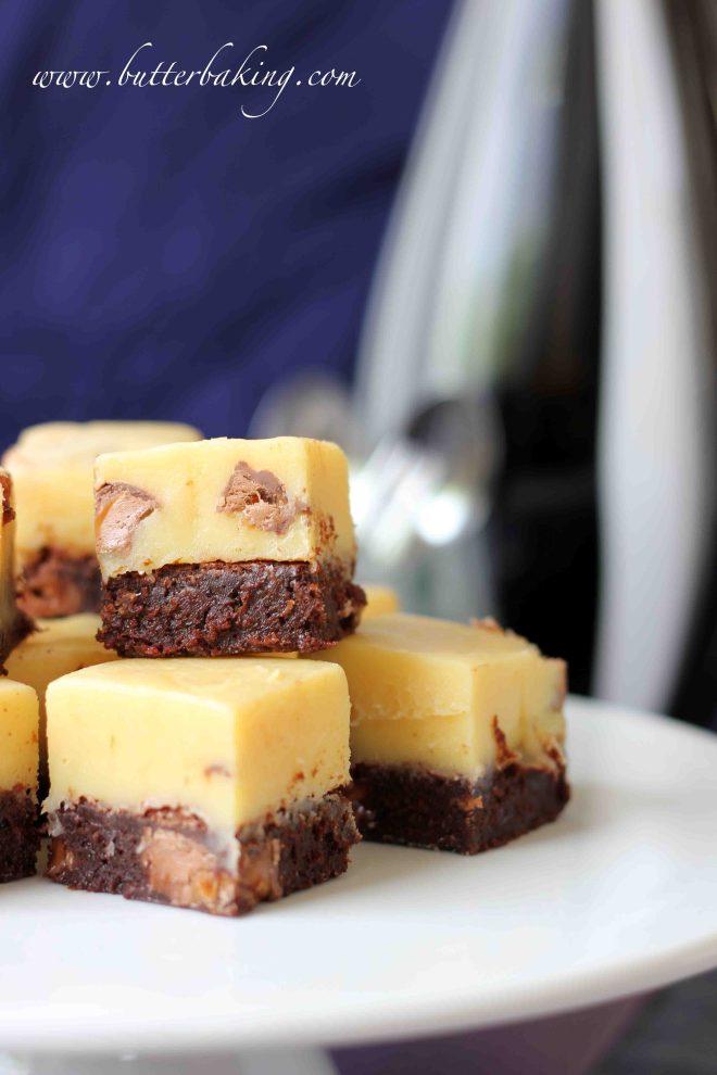 Caramel Mars Bar Brownie | Butter Baking
